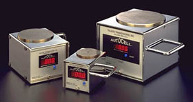 A2LA accredited tonnage calibration load cell