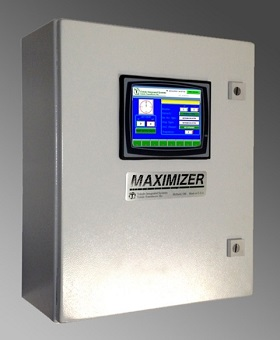 HYD Maximizer all-in-one system with signature analysis, programmable limit switch, die protection and tonnage