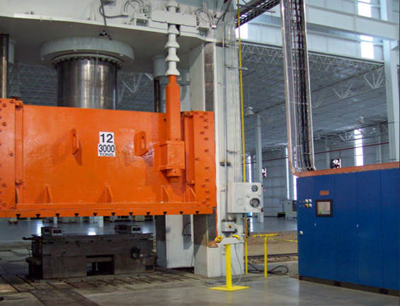 Hydraulic Press Automation & Control