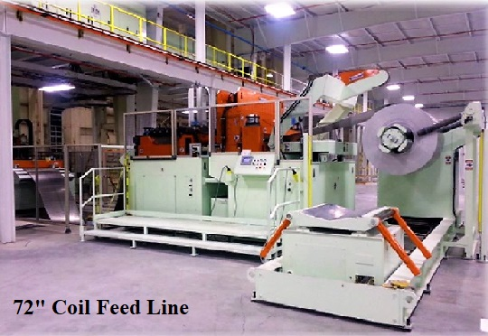 72 Coil Feed Line