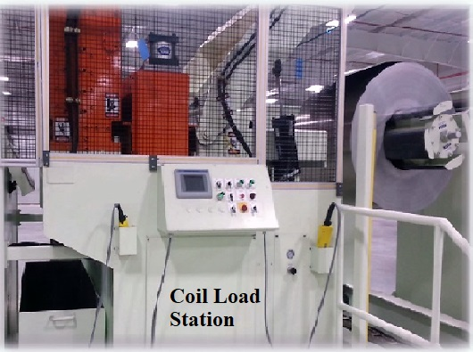 Coil Load Station