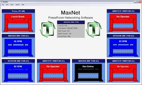 MaxNet - Complete Data Collection & Reporting