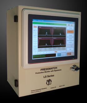 LS Series signature based tonnage monitor
