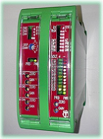 The ZT is a signal conditioner used with Allen-Bradley and Siemens PLC's for press tonnage measurement